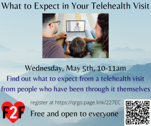 What to Expect in Your Telehealth Visit @ online