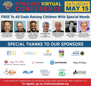 SFN Dads Virtual Conference @ online